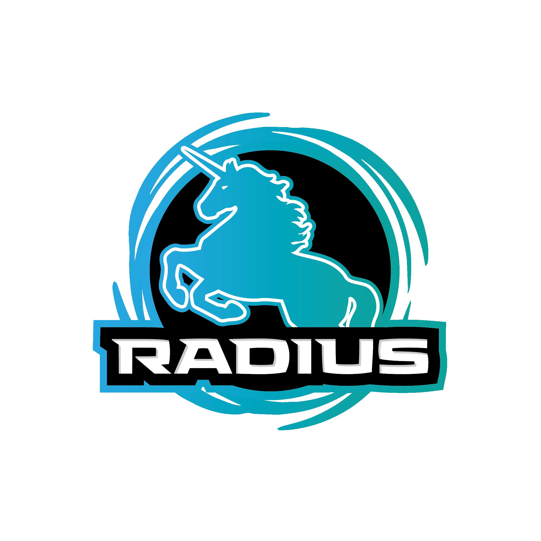 RADIUS ロゴ|正方形